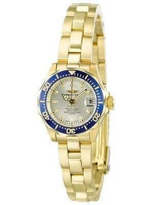 Invicta Pro Diver Gold Plated 4610 Women's Watch