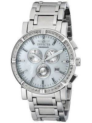 Invicta Wildflower Chronograph Diamond 4741 Men's Watch