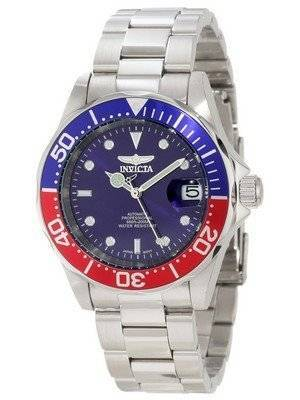 Invicta Pro Diver Automatic 300M Blue Dial 5053 Men's Watch