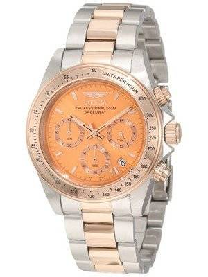Invicta Professional 200M Speedway Chronograph Rose-Gold Tone 6933 Men's Watch
