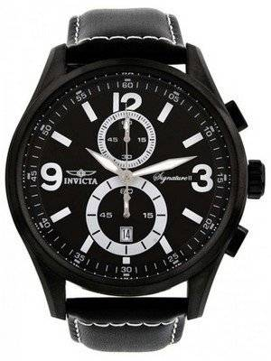 Invicta Signature II Elegant Chronograph 7420 Men's Watch