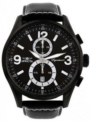 Invicta Signature II Elegant Chronograph 7420 Men's Watch