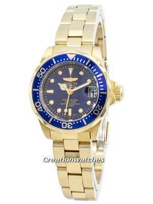Invicta Pro Diver Gold Tone 8944 Women's Watch