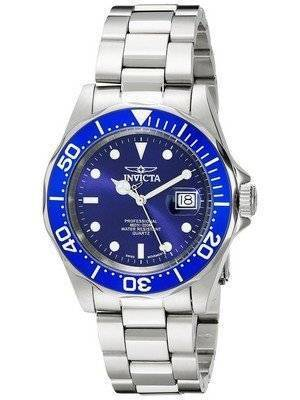 Invicta Swiss Pro Diver 200M Blue Dial 9308 Men's Watch