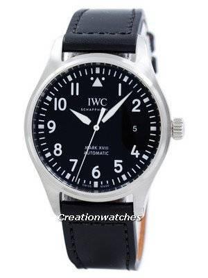 IWC Pilot's Mark XVIII Automatic IW327001 Men's Watch