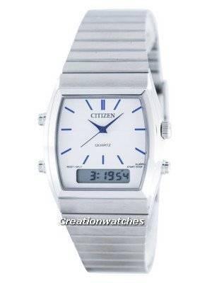 Citizen Quartz Alarm Chronograph Analog Digital JM0540-51A Men's Watch