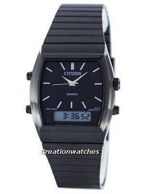 Citizen Quartz Alarm Chronograph Analog Digital JM0545-58E Men's Watch