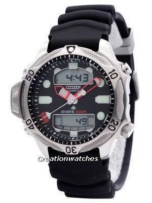 Citizen aqualand diver depth meter promaster jp1010 00e jp1010 men 39 s watch - Citizen promaster dive watch ...