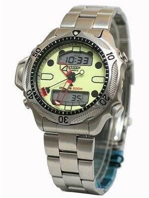 Citizen Promaster Divers Aqualand JP1010-51W JP1010 Men's Watch