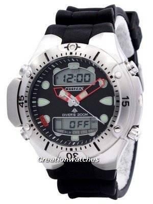 La montre de plongée idéale JP1060-01E_MED