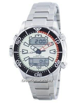 Citizen Aqualand Promaster Diver's 200M Analog Digital JP1091-83X Men's Watch