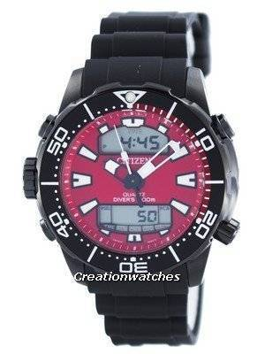 Citizen Aqualand Promaster Diver's 200M Analog Digital JP1095-15X Men's Watch