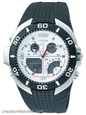 Citizen Wingman Temperature JS2060-08A