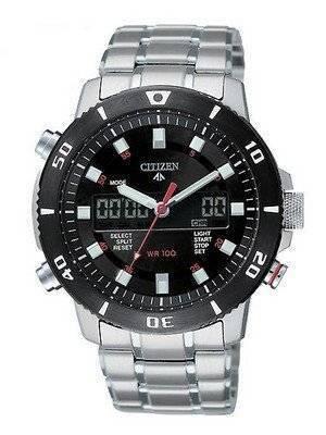 Citizen Promaster NightHawk Alarm JT3034-65E JT3034  Watch