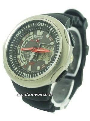 Citizen Promaster Aqualand Diver's Eco-Drive JV0000-01E Men's Watch