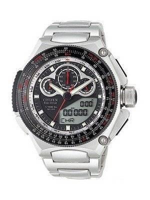 Citizen Eco-Drive Promaster Chronograph JW0010-52E JW0010-52 Men's Watch