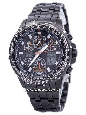 Citizen Skyhawk Eco Drive Radio Controlled JY0005-50E JY0005 Promaster Men's Watch