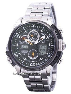 Citizen Promaster Skyhawk EcoDrive Titanium JY8000-50E JY8000 Radio Controlled World Time Men's Watch