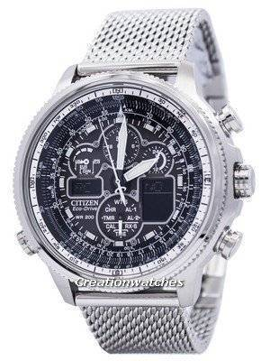 Citizen Navihawk A-T Eco-Drive JY8030-83E Men's Watch