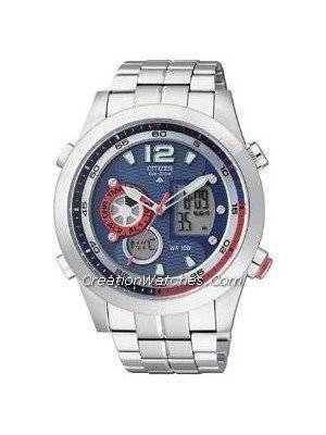 Citizen Promaster Eco Drive Chronograph World Time JZ1000-51L