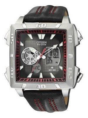 Citizen Eco-Drive Promaster World Time JZ1010-07E JZ1010-07 Men's Watch