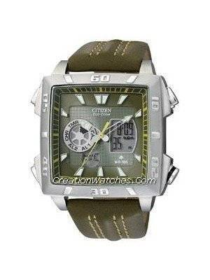 Citizen Promaster Eco Drive Chronograph World Time JZ1010-23X