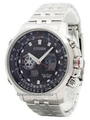 Citizen Promaster Eco-Drive Chronograph Analog-Digital JZ1061-57E Men's Watch