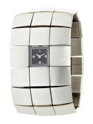 Calvin Klein Disco Swiss Made K4022102 Womens Watch