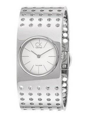 Calvin Klein Quartz Swiss Made K8324120 Womens Watch