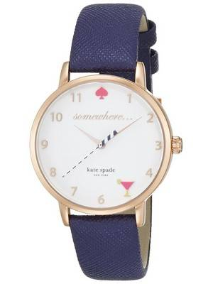 Kate Spade New York 5 O'clock Metro Quartz KSW1040 Women's Watch
