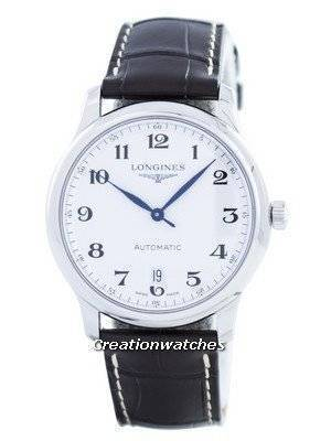 Longines Master Collection Automatic Power Reserve L2.628.4.78.3 Men's Watch