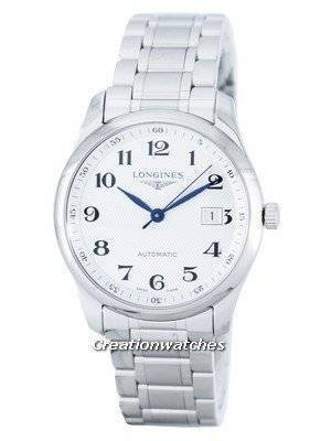 Longines Master Automatic Power Reserve L2.793.4.78.6 Men's Watch