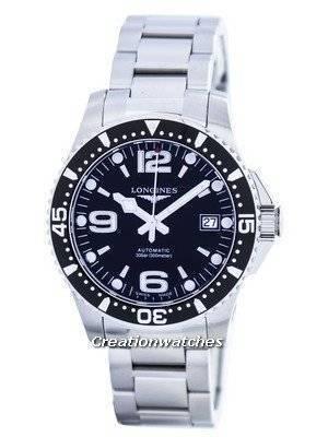 Longines Hydroconquest Sport Automatic Power Reserve L3.641.4.56.6 Men's Watch