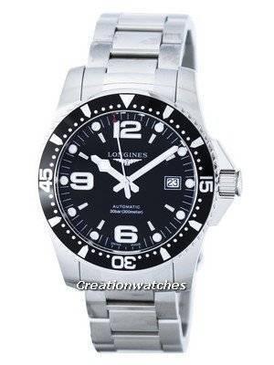 Longines Hydroconquest Automatic Power Reserve L3.642.4.56.6 Men's Watch