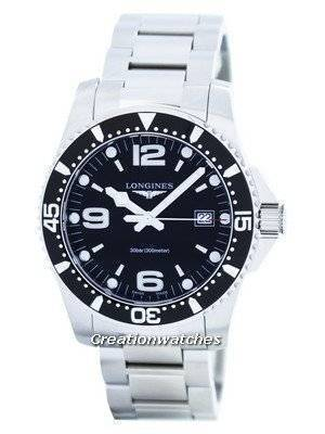 Longines HydroConquest Quartz Power Reserve L3.740.4.56.6 Men's Watch