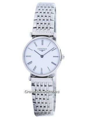 Longines La Grande Classique Quartz White Dial L4.209.4.11.6 Women's Watch