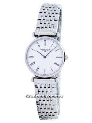 Longines La Grande Classique De Quartz Diamond Accent L4.209.4.71.6 Women's Watch