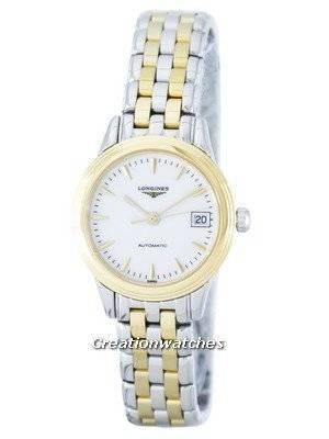 Longines Flagship Les Grandes Automatic Power Reserve L4.274.3.22.7 Women's Watch