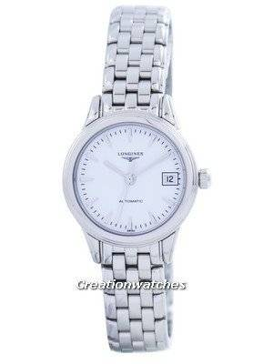 Longines La Grande Classique De Flagship Automatic Power Reserve L4.274.4.12.6 Women's Watch