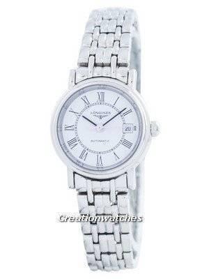 Longines La Grande Classique De Presence Automatic Power Reserve L4.321.4.11.6 Women's Watch