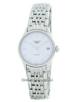 Longines Lyre Automatic Power Reserve L4.360.4.12.6 Women's Watch