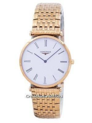 Longines La Grande Classique Quartz L4.709.1.91.8 Women's Watch