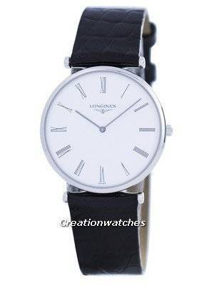 Longines La Grande Classique De Quartz Power Reserve L4.709.4.11.2 Men's Watch