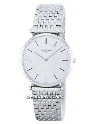 Longines La Grande Classique Quartz L4.709.4.72.6 Men's Watch