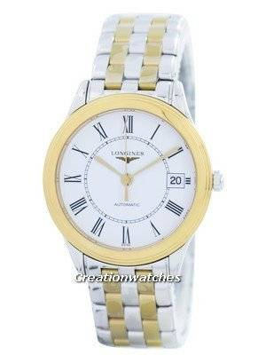 Longines Flagship Automatic Power Reserve 21 Jewels L4.774.3.21.7 Men's Watch
