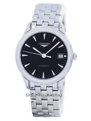 Longines Flagship Automatic Power Reserve L4.774.4.52.6 Men's Watch
