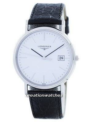 Longines Presence La Grande Classique De Quartz L4.790.4.12.2 Men's Watch