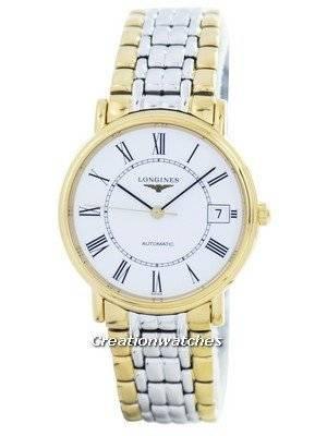 Longines La Grande Classique Presence Automatic L4.821.2.11.7 Men's Watch