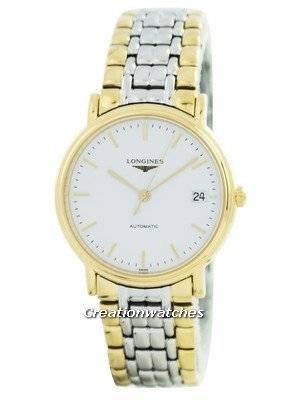 Longines Presence Automatic L4.821.2.12.7 Men's Watch