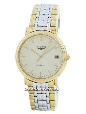 Longines Presence Automatic L4.821.2.32.7 Men's Watch
